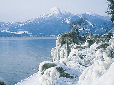 四季折々の観光地のイメージ